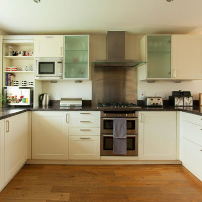 Velvet Lodge Kitchen