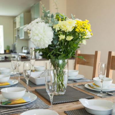 Velvet Lodge Dining Area