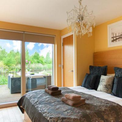 Velvet Lodge Master Bedroom