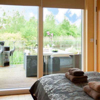 Velvet Lodge Master Bedroom View