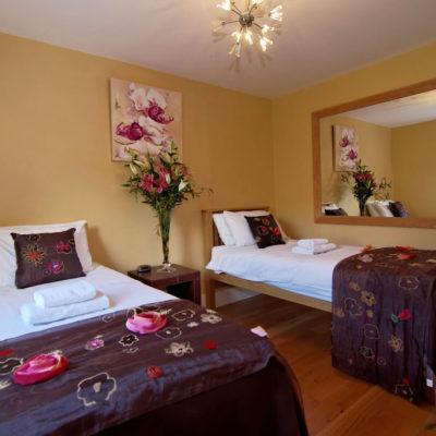 Velvet Lodge Second Bedroom
