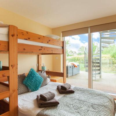 Velvet Lodge Third Bedroom