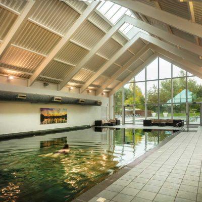 Velvet Lodge Art Spa Indoor swiming pool